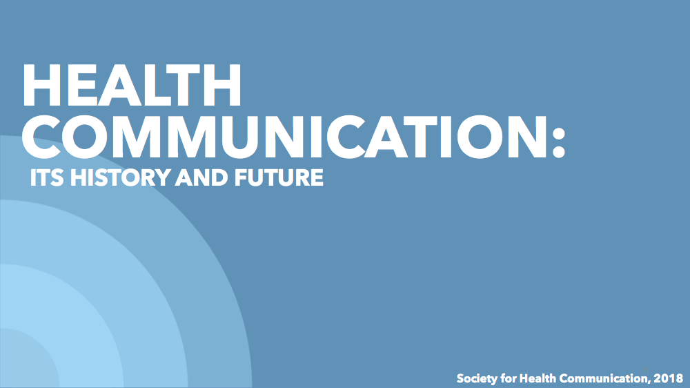 History of Health Communication