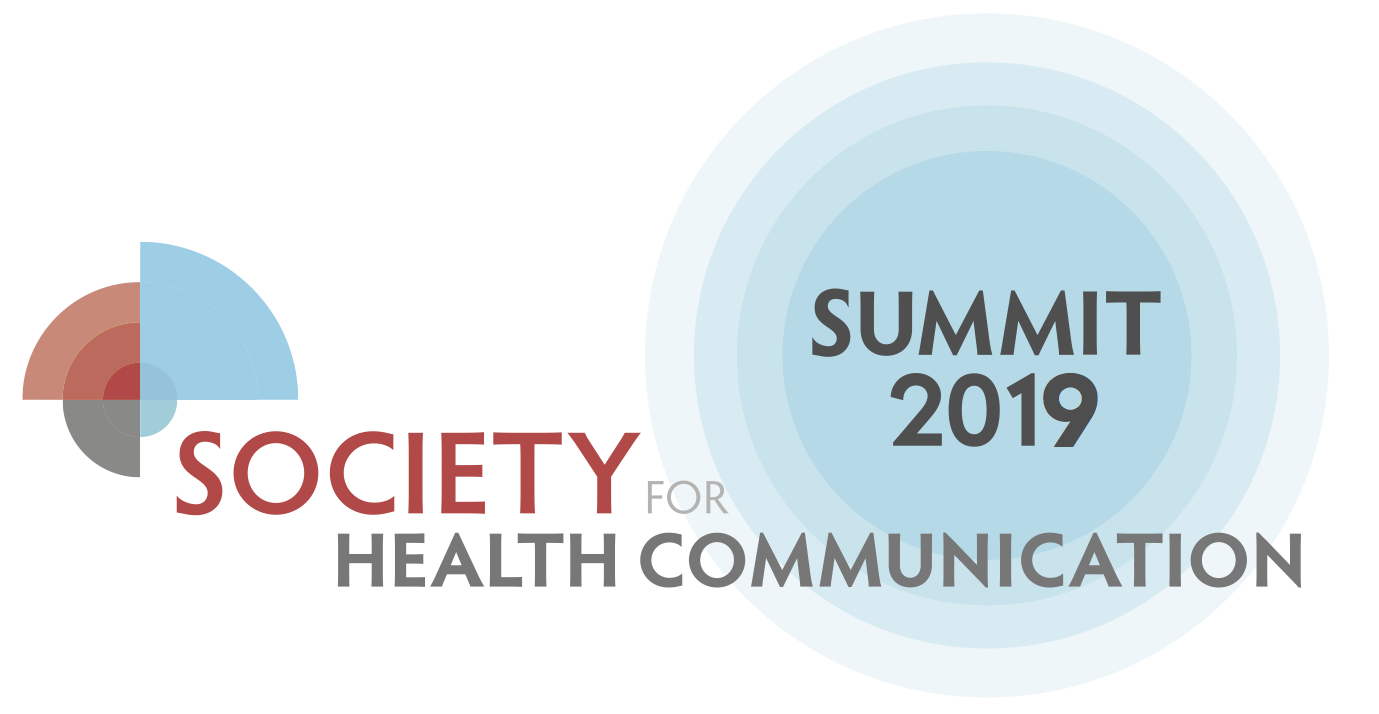 National Summit for Health Communication 2019